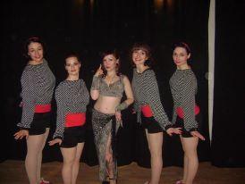Lindy Hop Cabaret Nov 2012