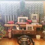 Our altar
