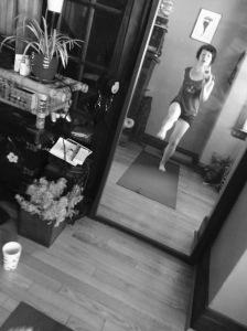 Home dance practice