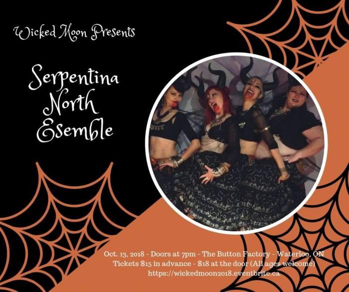 Serpentina Wicked Moon 2018